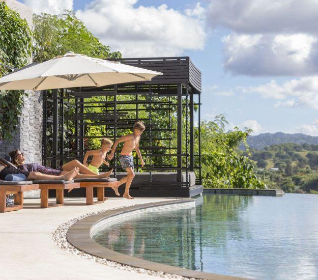 The Terrraces pool