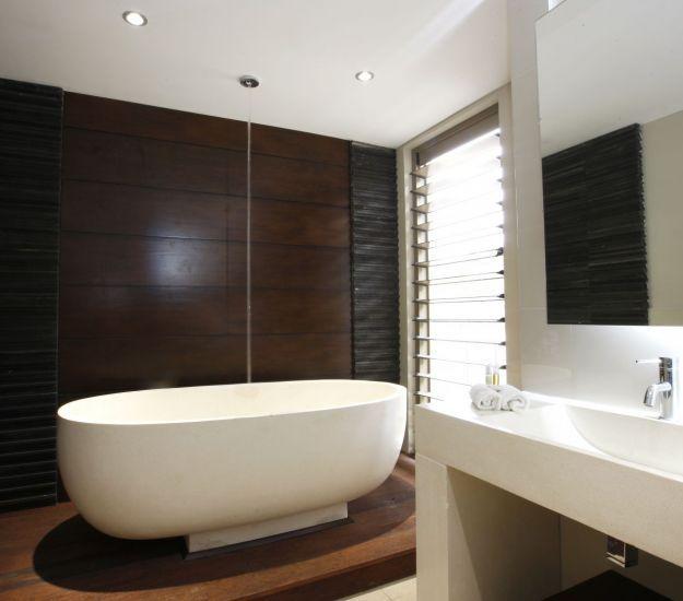 The Terrraces bathroom