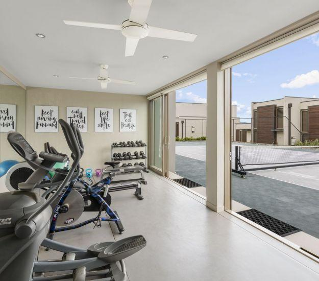 The Terrraces gym